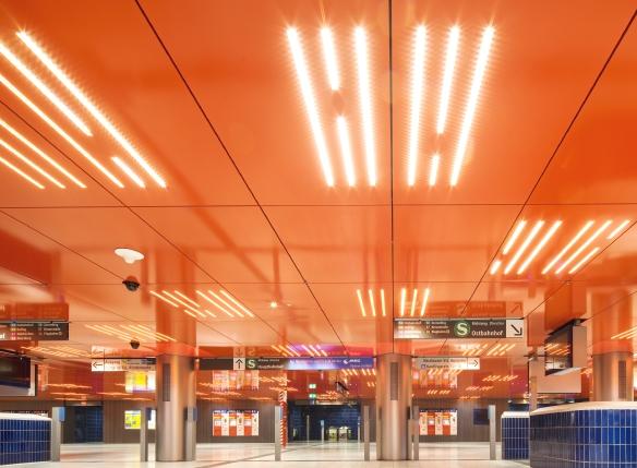 Osram-Marienplatz-Lichtlinien