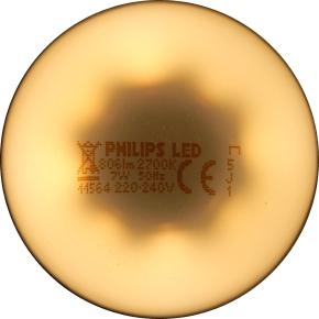 Philips-E27-7W-Aufdruck-oben