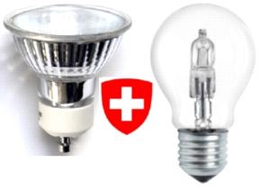 Halogenlampen-Schweiz