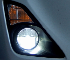 LED-Nebel-Detail