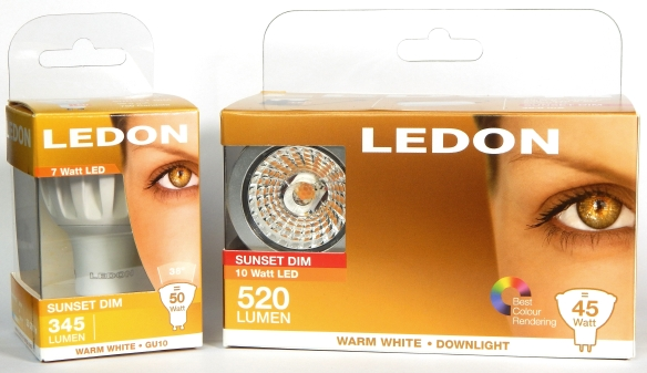 LEDON-SD-GU10-Downlight-Packs