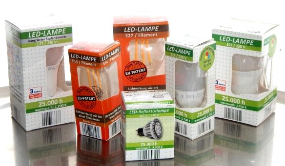 Aldi Kühlschrank Defekt : Blitztest teil 1 : wie gut sind die neuen melitec led lampen bei