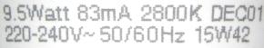 Megaman-3-Step-Aufdruck