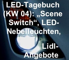 Teaser-LED-Tagebuch (KW 04)