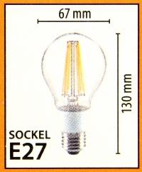 Arteko-E27-12W-Masse