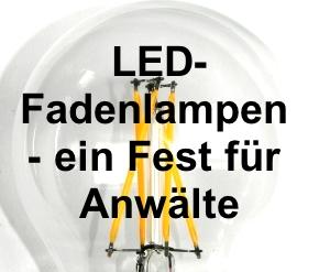 Teaser-LED-Fadenlampe
