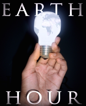 Earth-Hour-Symbolbild