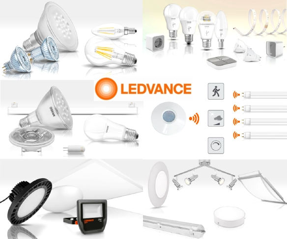 Ledvance-Sortiment-Auswahl