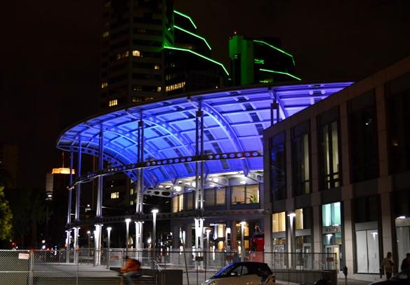 America-Plaza-station