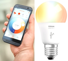 Osram-Lightify-App-Lampe-klein
