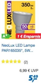 Real-Neolux-5W-GU10