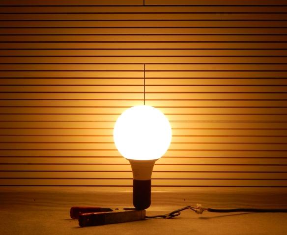 LEDON-E27-G120-Leuchtbild
