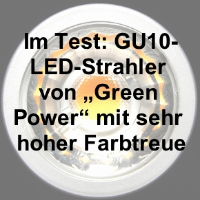 Teaser-Green-Power-GU10-Test