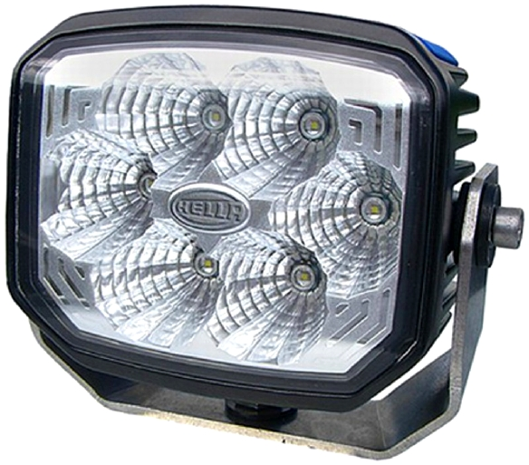 Hella-LED-Arbeits-Scheinwerfer