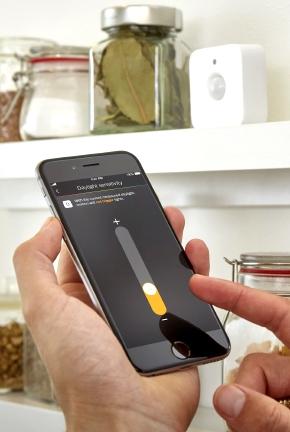 Hue-Sensor-App