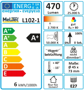 MeLiTec-Label-LM 102-2