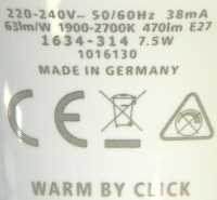 carus-warm-by-click-aufdruck