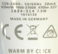 carus-warm-by-click-aufdruck