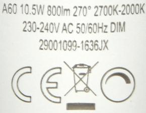 ledon-e27-sd-105w-aufdruck